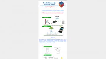 Informator br.33 - Tema: Kontrola potrošnje električne energije sa mobilnog telefona