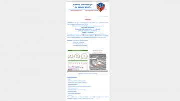 Informator br.36 - Tema: Pozivnica