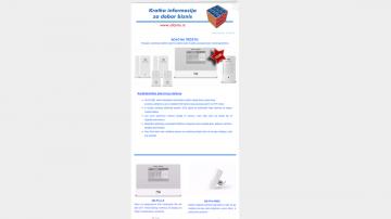 Informator br.1 - Tema: Bežični alarmni sistem