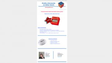 Informator br.10 - Tema: Konvencionalni sistemi automatske dojave požara
