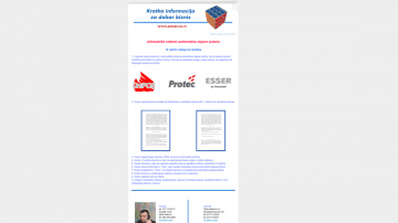 Informator br.11 - Tema: Adresabilni sistemi automatske dojave požara
