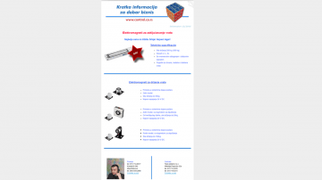 Informator br.12 - Tema: Magnetni držači vrata