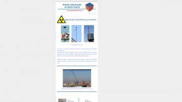 Informator br.17 - Tema: Demontaža radioaktivnih gromobrana