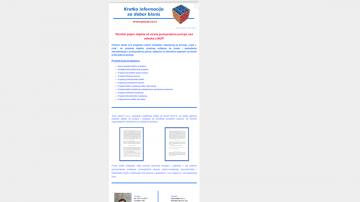 Informator br.18 - Tema: Projektovanje