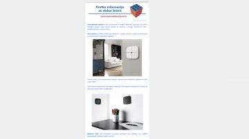 Informator br.25 - Tema: Automatizacija zgrada