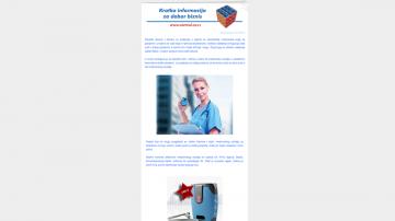 Informator br.27 - Tema: Sistem kontrole aktivnosti osoblja