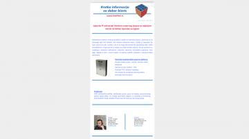 Informator br.30 - Tema: IP antivandal interkom