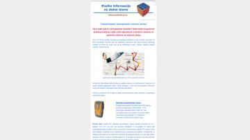 Informator br.31 - Tema: Praćenje kretanja i rada zaposlenih
