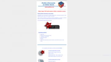 Informator br.4 - Tema: Sistemi ozvučenja