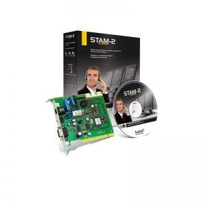 STAM-2 BE PRO dvd